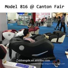 video NEW 3D zero gravity L-track massage chair
