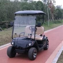 Carro de golf electrico de 4 ruedas para 4 personas