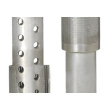 Perforated Pipe for Wedge Wire