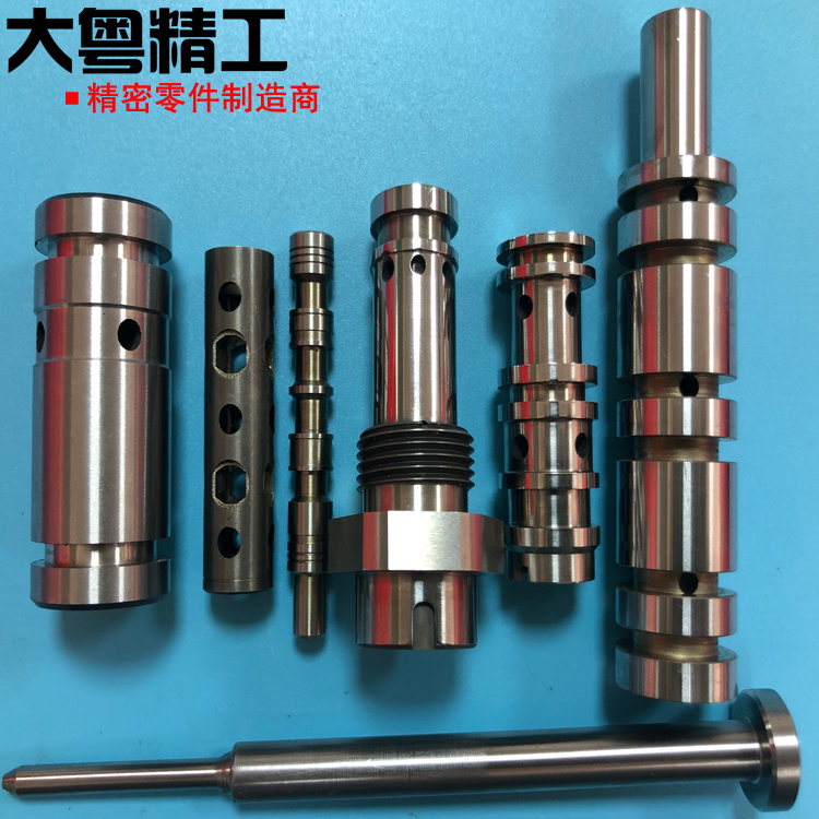 Spool and Sleeve of Oil Hydraulic Components