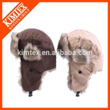 Шерсть настроить верхний кемпинг открытый колпак и шляпа зимой снег шляпу