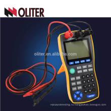 термометр сопротивления Pt100 и термопары калибратор температуры многофункциональный выход 4 20мА