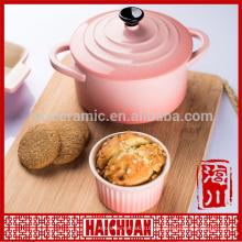 Keramik Bakeware Pet Bowl Blattform Gericht Qualität Wahl