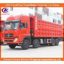 Heavy Duty Dongfeng 40ton Dump Truck/Tipper Truck with Cummins Engine