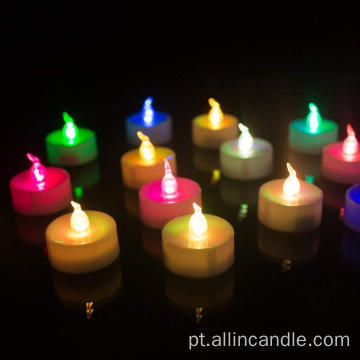 Massa tealight flameless velas decorativas led