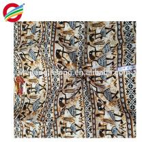 La cera africana del 100% algodón imprime el batik estupendo de la tela para la venta