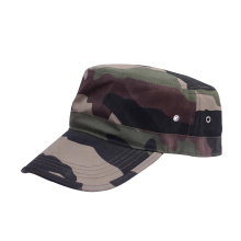 Good Quality China Factory Hot Sale Cotton Mens Custom Design BSCE Army Military Cap and Hats for Promotion