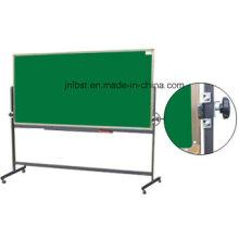Whiteboard auf Rädern, bewegliches schwarzes Brett