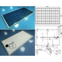 18V 200W polykristallines Solarmodul PV-Modul mit TÜV ISO-Qualitätssicherung