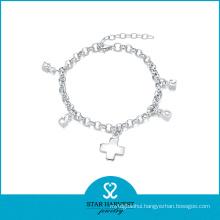 2015 Charm Silver Jewelry Bracelet (SH-B0002)