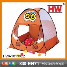 Новый дизайн Ткани для крытых складных палаток для детей