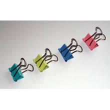 19 mm (3/4 pouce) couleur Binder Clips (1305)