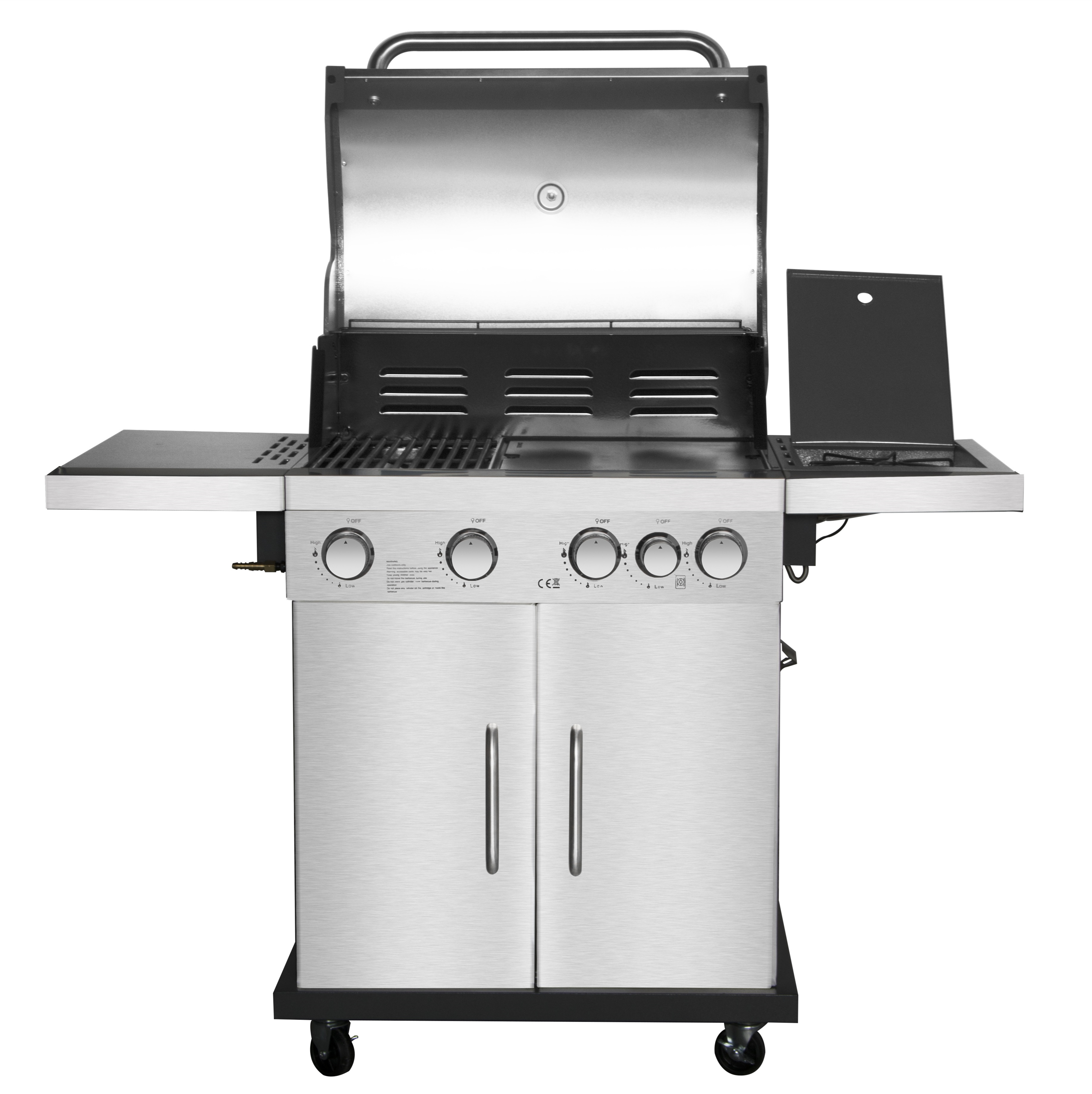 Performance Gas Grill