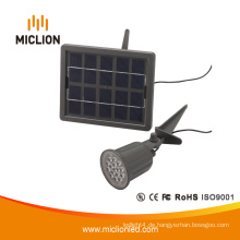 1W Ni-MH IP65 LED Solar Lampe mit CE