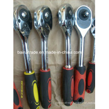 """3/8"""" Hot Sale Quick Release Ratchet Wrench for China"""