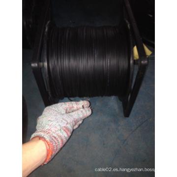3.0mm Fácil ADSS Drop fibra óptica Cable