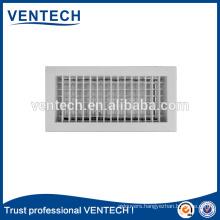 Aluminium Double Deflection Air Register for HVAC system