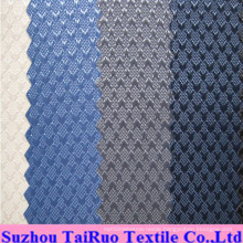 100% Polyester Jacquard Oxford for Luggage Bag Fabric