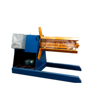 5 ton hydraulic decoiler for sale in stock