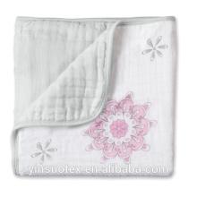 twin full queen king size baby muslin blanket