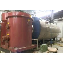 Queimador de biomassa serragem pelota/madeira da pelota para caldeira, secador, forno