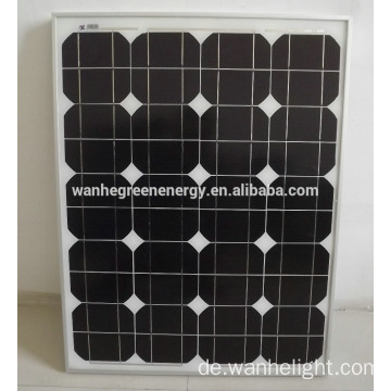 50W Solarzelle MONO 18V Energy Panel