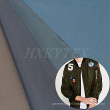 Alta calidad memoria poliester tela para la chaqueta de Men′s