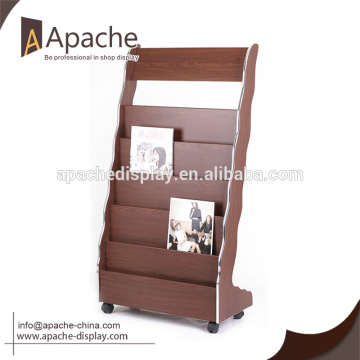 New Arrival Latest design paper display stand for sale