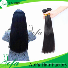 100%Unprocessed Indian Virgin Straight Hair Remy Human Hair