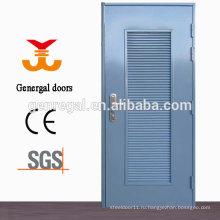 Стальные двери жалюзи для электрощитовой