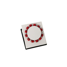 Support d'affichage Braceley blanc simple (BT-WL-J1)