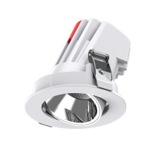 Foco LED para lámpara de hotel en casa blanco