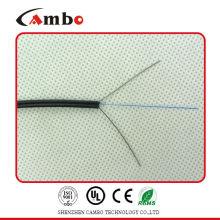 LSZH Jacket G657A1 Bend Residence 1/2/4 core optical fiber fttx drop cable 2 cores