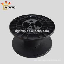 plastic spool bobbin for electric wire shipping