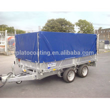 pvc coated tarpaulin fabric for truck cover made by AH Plato