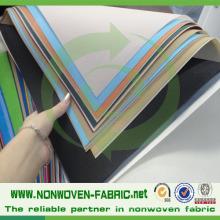 Material de tecido 100% polipropileno ligado
