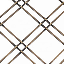 Stainless Steel interior decorative metal screen for hotel lobby