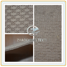 Jacquard Sandwich Mesh Fabric for Shoes and Curtain
