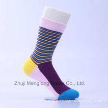 New Arrival Men Fashion Dress Socks Business Socks Casual Cotton Socks for Wholesale