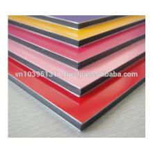 Manufacture as customer's requirement Cold resistance, heat insulation, fire-proof ACP Aluminium composite panel