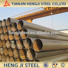 OD139.7MM 5inch épaisseur 2.5mm Tuyau en acier soudé (tuyau en acier ERW)