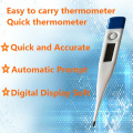 Intelligentes elektronisches digitales Thermometer