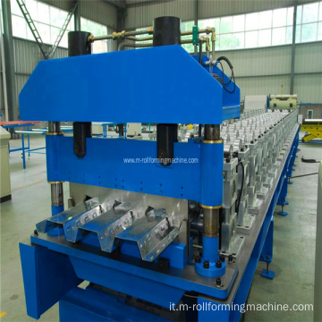 Rolling Floor Decking Roll Forming Machine