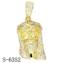 Mais recente Design de Moda Jóias 925 Pingente de Prata para Homens