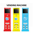 HOS Automatic Face mask vending maschine Display