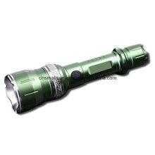 Dual Use 1X18650 oder 3xaaa Batt Rotierende T35 Taschenlampe