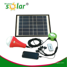 solar powered home lantern with CE & Patent