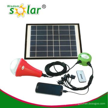 energía solar linterna casera con CE y patente