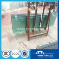 Glasfabrik in China, 4mm 5mm 6mm 8mm 10mm 12mm 15mm 19mm Klar Farbig Gehärtetes Fenster Gebäude Glas