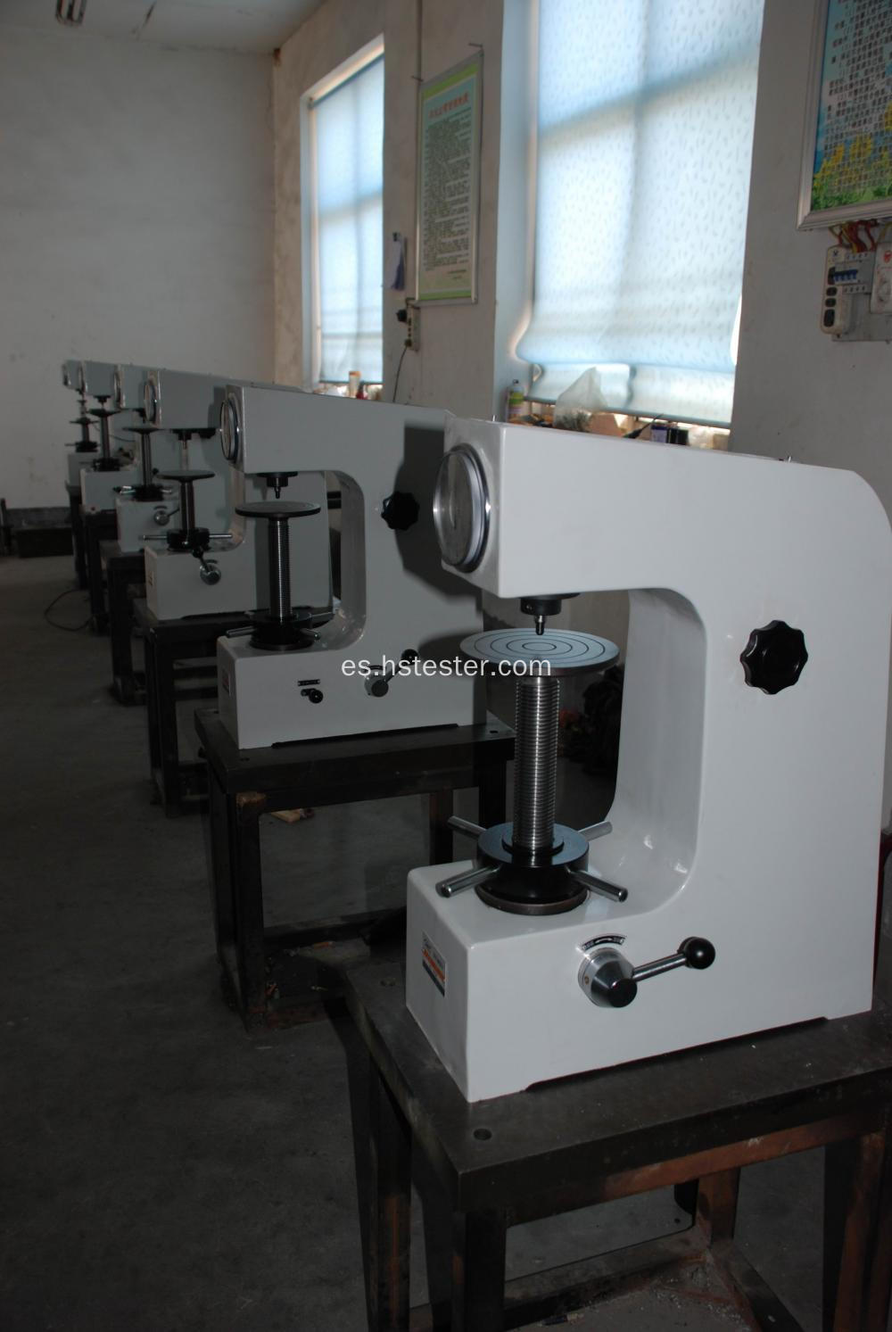 HR-150A Manual Rockwell dureza Tester